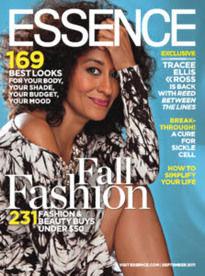 Essence September Issue